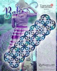 Quiltworx Pattern – Bali Bed Runner