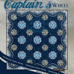 Quiltworx Pattern – Captains Wheel