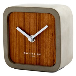 PEDRO Silent Mantel Clock + FREE Battery – CK7031