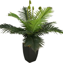 Artificial Potted Faux Boston Plant – 70cm High