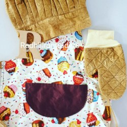 Kitchen Aprons and Art Smocks