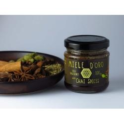 Chai Honey Paste