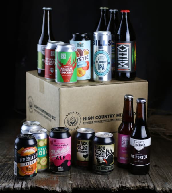high country mixed box