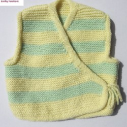 Baby Knitted Vest – 6-9 months