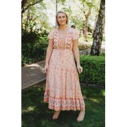 Melody Boho Dress