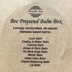 Bee Prepared (First Aid) Balm Box