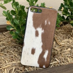 Cowhide IPhone 7+/8+ Phone Case