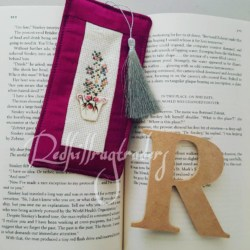 Hand Stitched Bookmarks