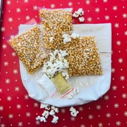 Reusable Microwave Popcorn Pack