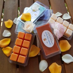 Soy wax melts eight cubed 3 for $10
