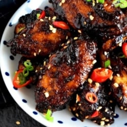 Spicy Caramelised Balsamic vinegar