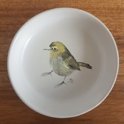 Silvereye Trinket Dish