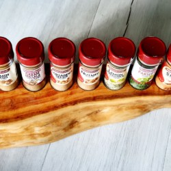 Herbs and Spices Benchtop Display