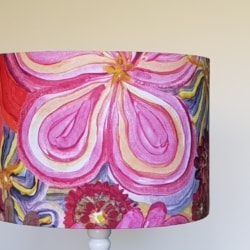 Stunning hand crafted lampshade