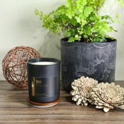 Rose Geranium – Double Wick Candle