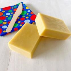 Beeswax Wrap D.I.Y. Pre-Mixed Blocks – 95g each
