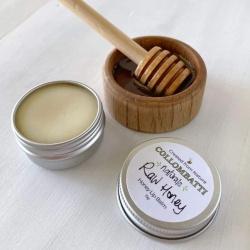 Honey Lip Balms and Scrubs