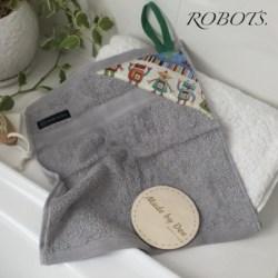 MINI HAND TOWEL | Robots