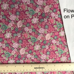 Japanese cotton lawn fabric