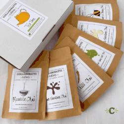 Chai Loose Leaf Tea 6 Pack Selection