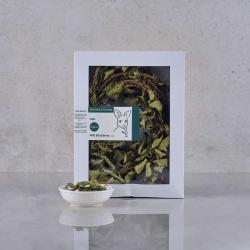 Wild Blackberry Leaf Tea Halo
