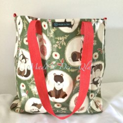TOTE BAG | FOREST FRIENDS