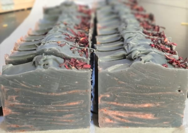 Fig Fantasy Cold Process Soap - Dusty Blend