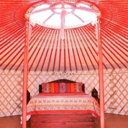 Exclusive Eco-luxury Glamping Accommodation