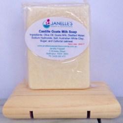 Goats Milk Castile Soap