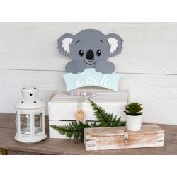 Koala name sign