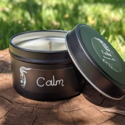 Calm 100% Natural Massage Candle