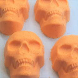 Skull Bath Bombs