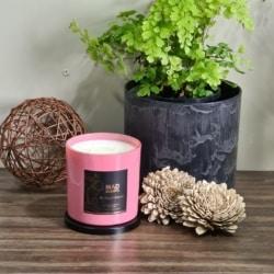 Strawberries & Cream – Modish Candle (Pink)