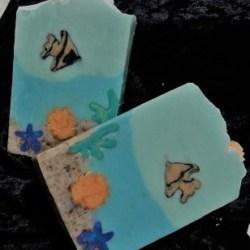 Under the Sea Handmade Soap
