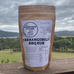 Yarrangobilly BBQ Rub