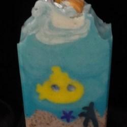 Yellow Submarine Handmade Soap