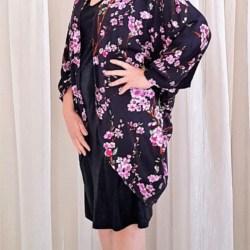 Cherry Blossom Kimono – Pink