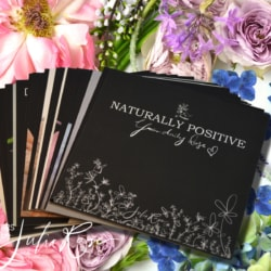 Naturally Positive by Julia Rose