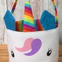 Easter Dragon or Unicorn Bags
