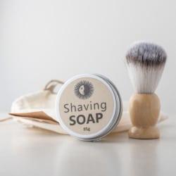 Shaving Soap & Brush Kit