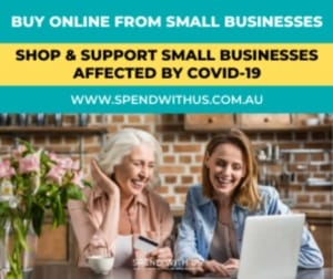 Shop & Support Small Business Affected by Covid-19