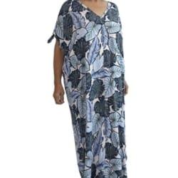 Blue Vine Resort Dress