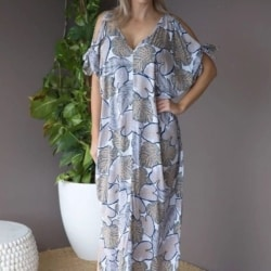 Vine Resort Dress