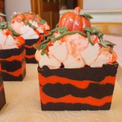 Halloween Pumpkin Spice Soap