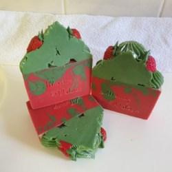 Strawberry Fields Soap