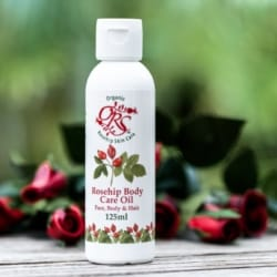 Organic Body Care Oil 125ml
