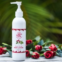 Organic Rosehip Body Lotion 250ml