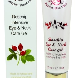 Organic Rosehip Intensive Eye & Neck Care Gel 30ml