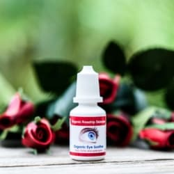 Organic Herbal Eye Soother 15ml