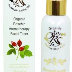 Organic Rosehip Aromatherapy Facial Toner 120ml